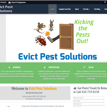 EvictPestControl